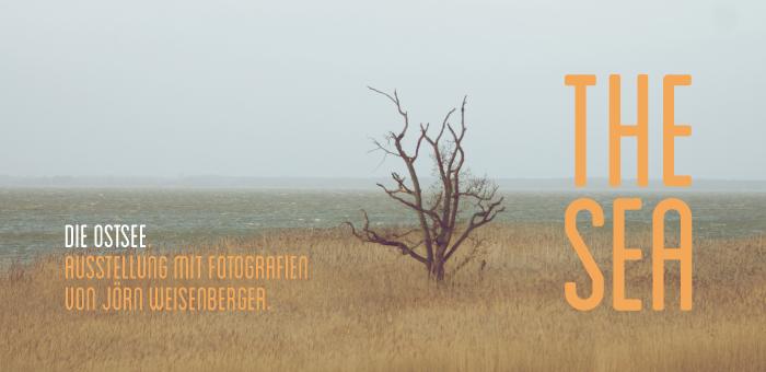 """Das ist die Vorschau für die Ausstellung """"The Sea"""" von Jörn Weisenberger mit Bildern der Orte Prerow und Ahrenshoop an der Ostsee. In Kooperation mit RORE DESIGN"""